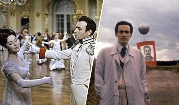 10 отечественных фильмов, в разные годы номинировавшихся на премию «Оскар»