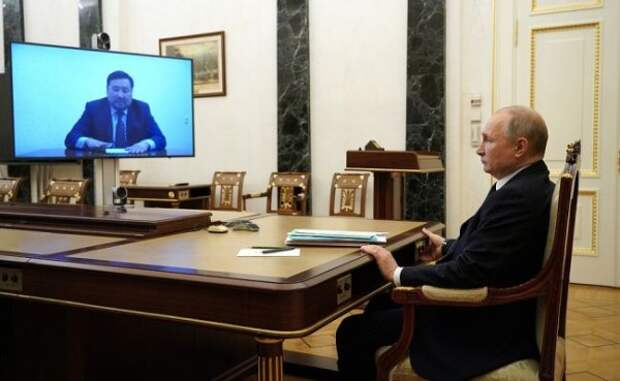 Президент России уволил главу красивого, но депрессивного региона