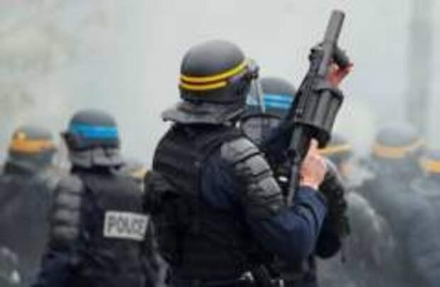 Париж готовится к беспорядкам