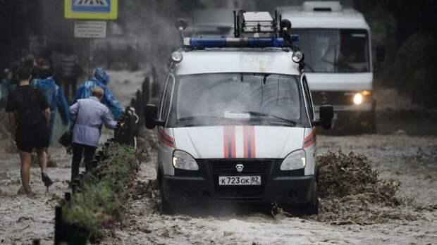 ВЯлте 2 человека пропали без вести, 1 погиб и24 пострадали