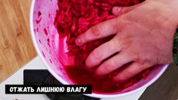 Просто смешиваю свеклу с картошкой и делаю быстрый и вкусный ужин для всей семьи