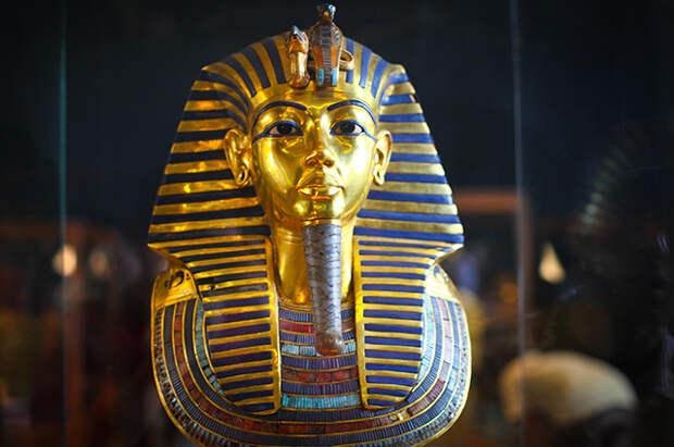 Фараон на эпоксидке