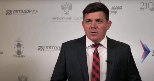 Аксенов уволил главу Службы автодорог Крыма