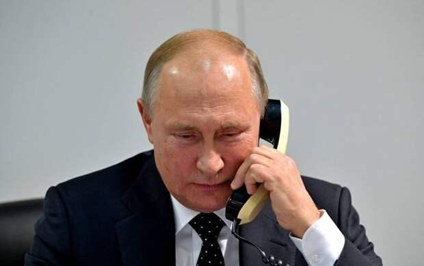 Судьба Украины без участия Киева: что еще обсудили Путин, Меркель и Макрон