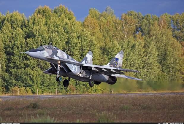 Полный улёт: Украина собралась производить Су-27 и МиГ-29