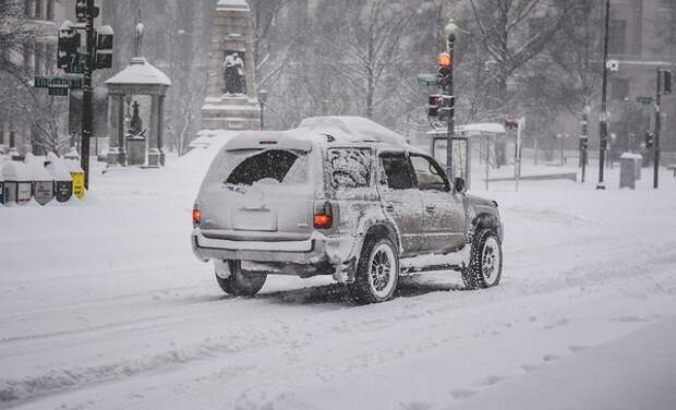 Синоптики предупредили об идущем на европейскую часть России сибирском циклоне