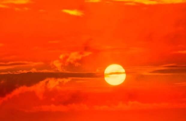 Земля отошла от Солнца на максимальное расстояние и замедлила скорость
