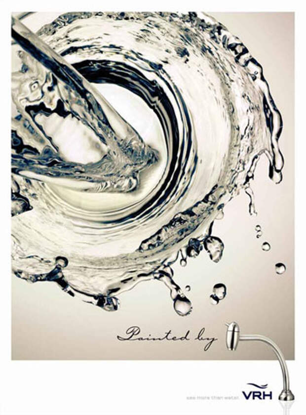 Сантехника VHR: вода как искусство