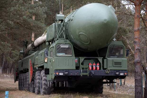 17 декабря - День ракетных войск стратегического назначения