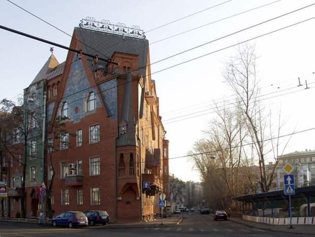 6 мест Москвы, которые не изменились за 100 лет