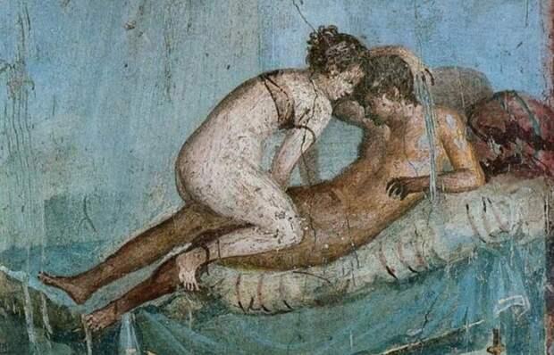 Всё не так, как в кино: Особенности интимной жизни людей Древнего мира