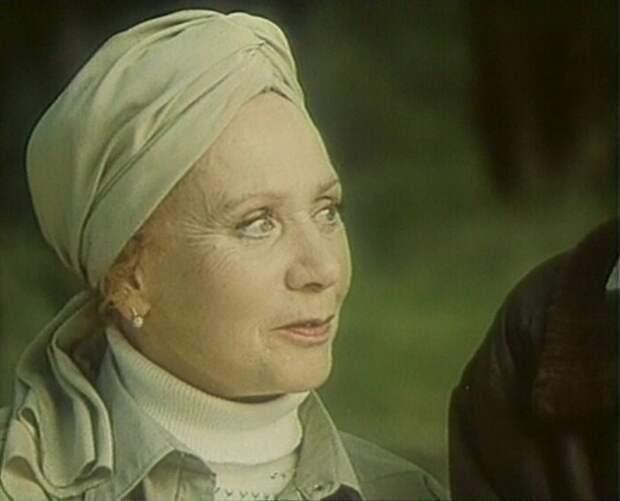 Лидия Смирнова: роль длиною в жизнь