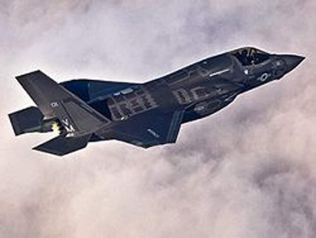 Истребитель F-35 оказался заметен для российских радаров