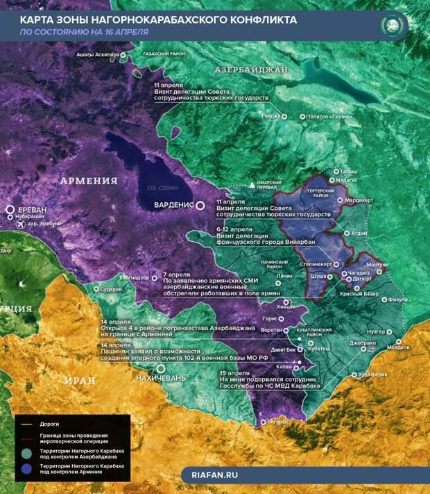 Армения надеется на расширение военной базы РФ, Европа критикует Баку