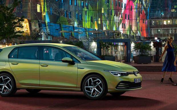 Новый Volkswagen Golf: запланированная «утечка» до официальной премьеры