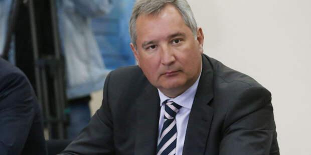 Рогозин отреагировал на возвращение космонавтов