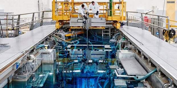 Ториевый реактор, который сейчас испытывают в Петтене, Нидерланды