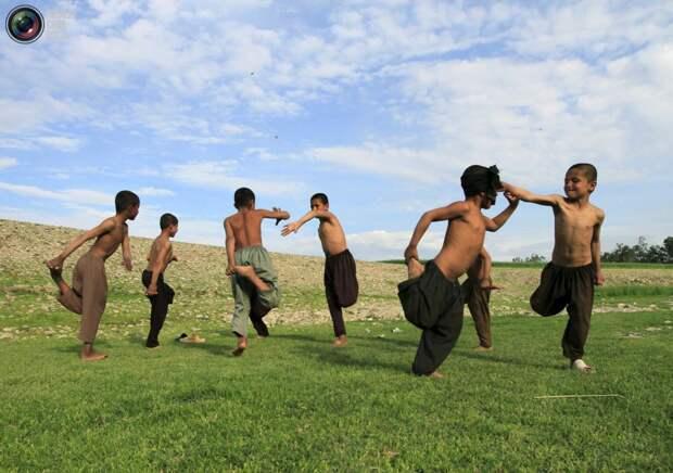 Афганская игра