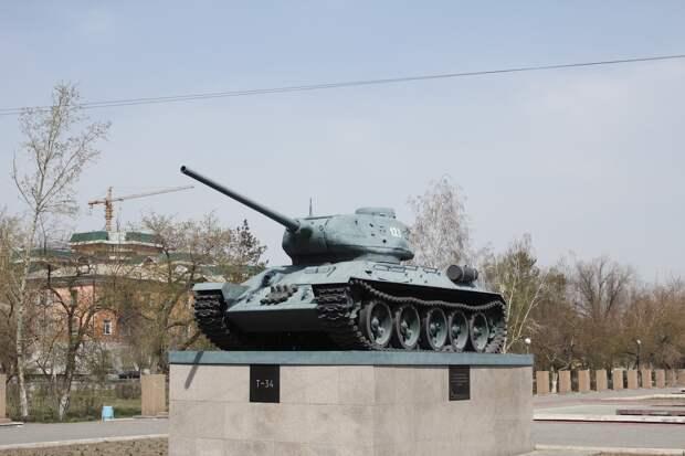 NI: Советский танк Т-34 опередил время и полностью изменил историю бронетехники