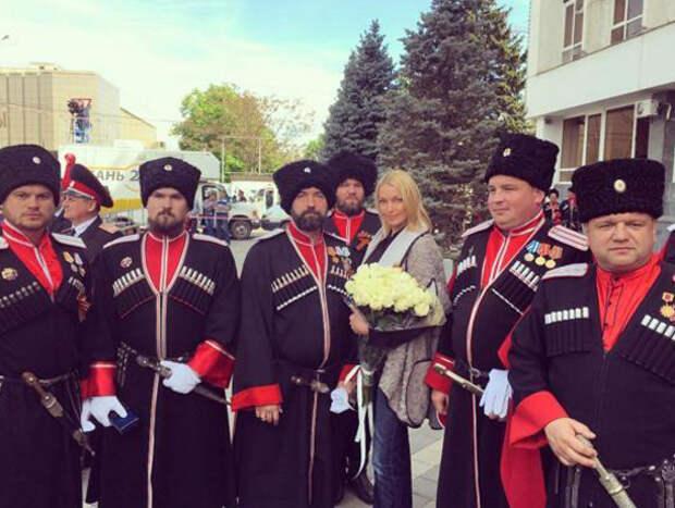 Краснодарское шоу Волочковой возмутило пользователей