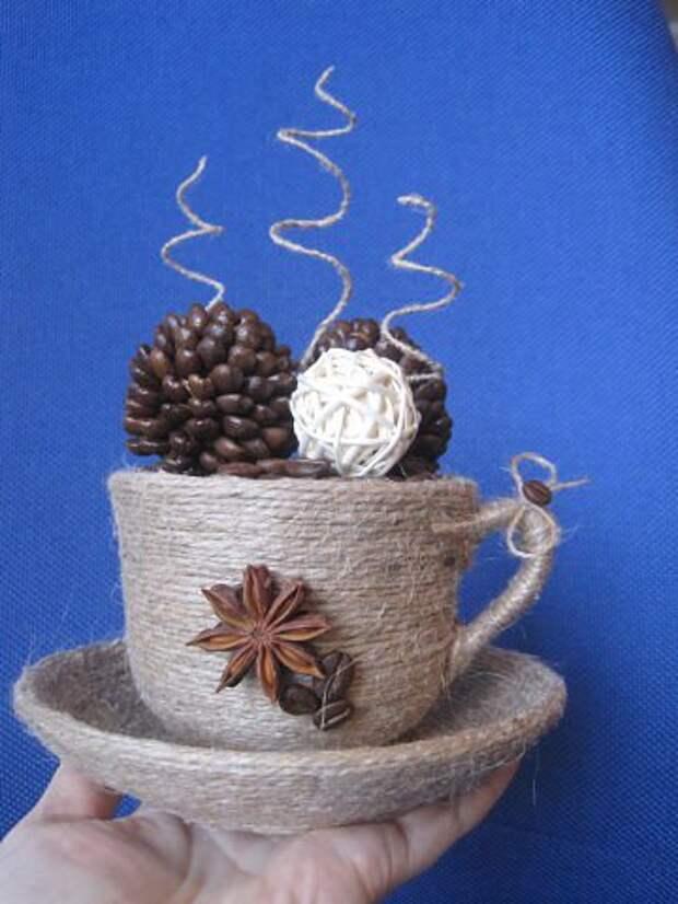 467d7f23e7f8 Летающая  чашка кофе. Мастер классы