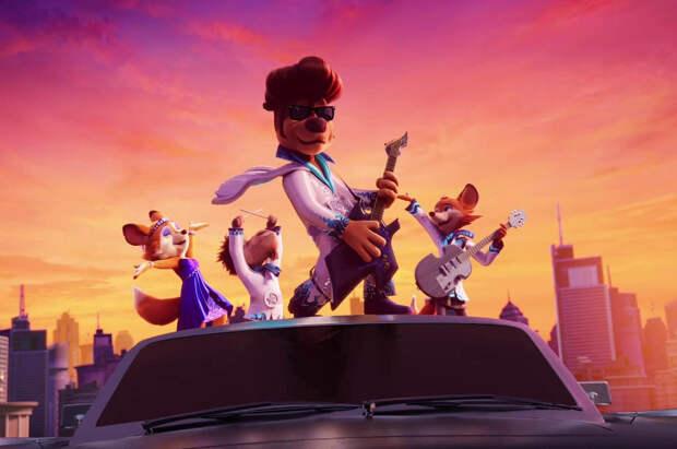 «Рок Дог 2» — на пути к музыкальной мечте: смотрите трейлер мультфильма