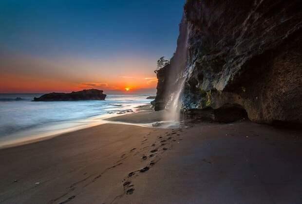 Волшебные снимки водной глади от малайзийского фотографа