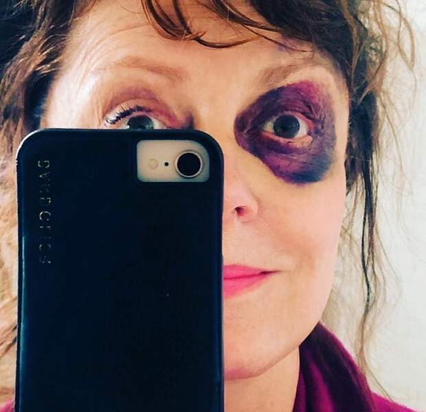 Сьюзен Сарандон использует свои травмы в политических целях