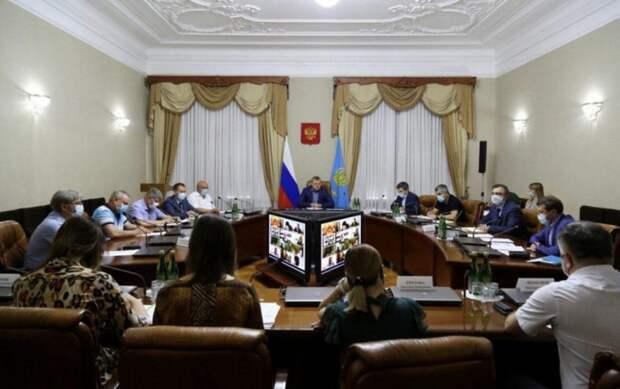 Астраханские власти с 25 июня планируют открывать летние кафе и фитнес-центры