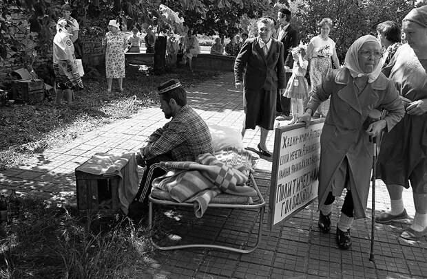 Фотограф Евгений Канаев: «Казань и казанцы в 90-е» 86