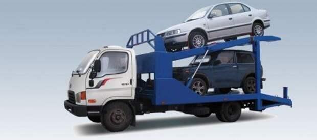 Поставщик коммерческих автомобилей Hyundai подал иск о банкротстве