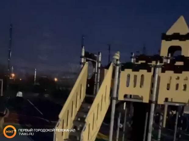Свет на новой площадке в Ноябрьске включат на этой неделе