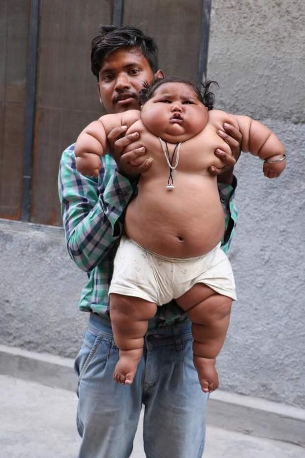 Ошибки родителей, которые растят толстых детей