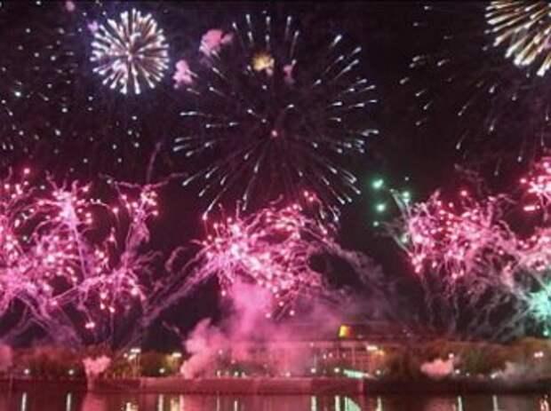 Фестиваль фейерверков 2015 в Москве: победу одержали россияне (фото, видео)