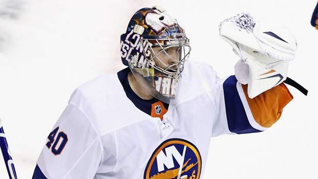 Варламов — 1-я российская звезда недели в НХЛ, Барабанов — 2-я, Свечников — 3-я