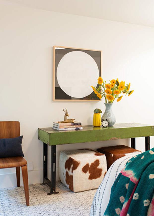 Лофт Спальня by Regan Baker Design