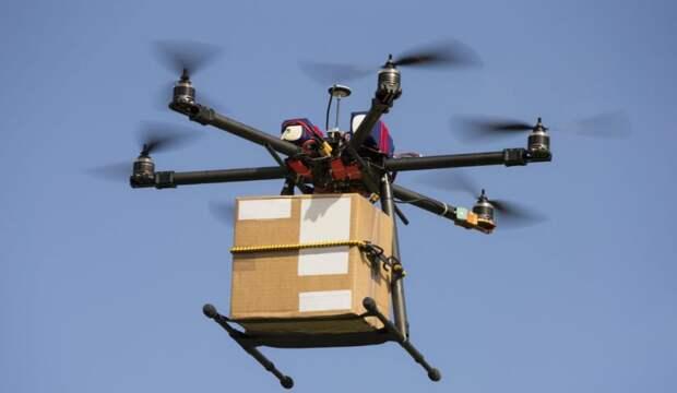 Новые дроны-грузчики появятся в России