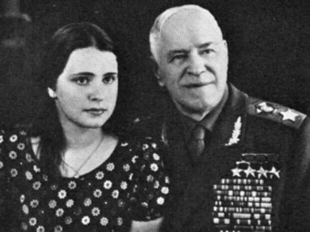 Сердцу не прикажешь: Военно-полевой роман «Маршала Победы» Георгия Жукова