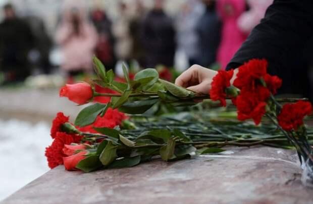 Погибшим в Керчи выделили особое место на кладбище