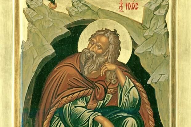 Ильин день: за что русские полюбили древнееврейского пророка Илию