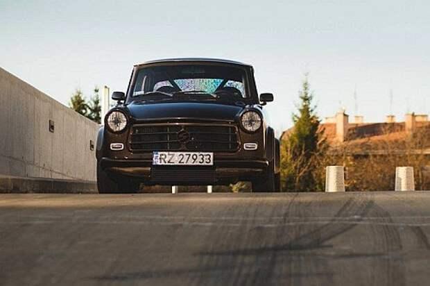 Бешеный Trabant 4x4: легенду соцлагеря зарядили до предела (ФОТО, ВИДЕО)