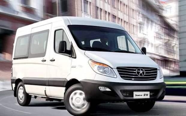 МАЗ решил выпускать китайского конкурента «ГАЗель NEXT»