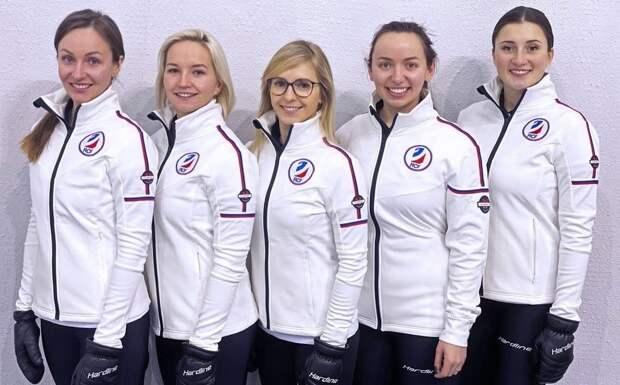 Женская сборная России одержала 6-ю победу на чемпионате мира по керлингу, обыграв Данию