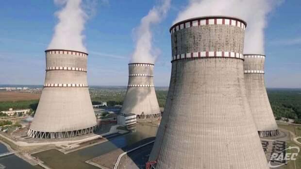 Украина создает «ядерное оружие»: энергоблоки на атомных электростанциях полностью исчерпали свой ресурс