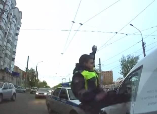 """""""Боевик"""" с самарскими полицейскими собрал 1,5 млн просмотров"""