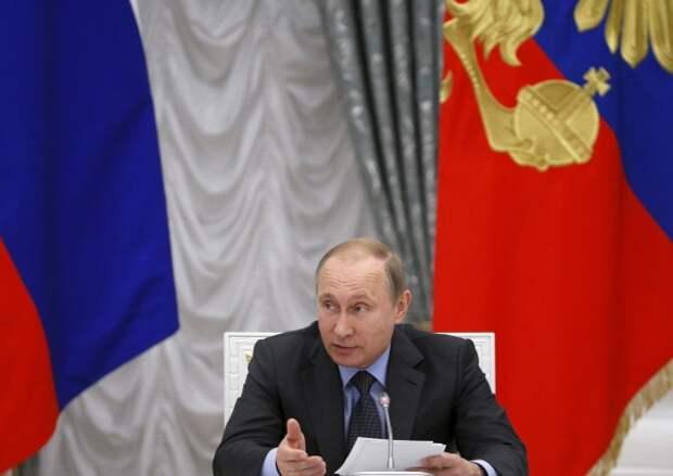 Кремль опубликовал указ Путина о продлении ответных санкций против Евросоюза
