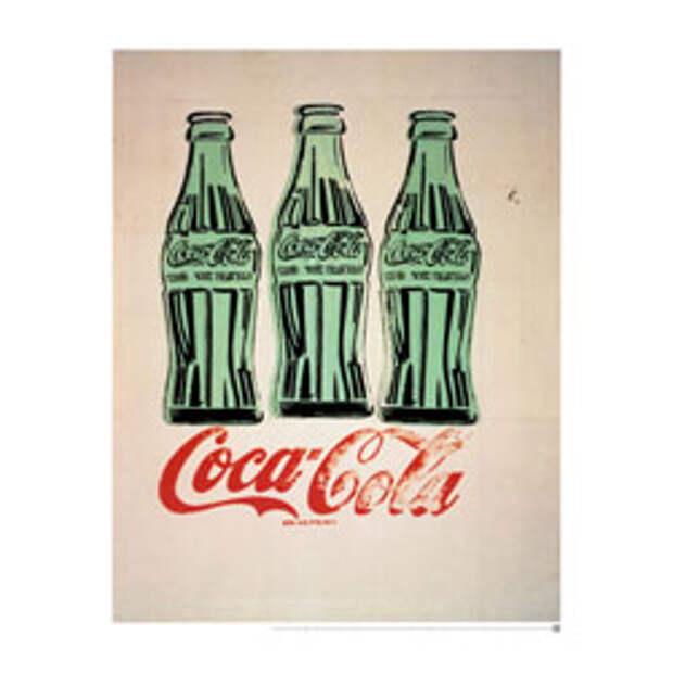 Король поп-арта украсит Лондон изображением «Кока-Колы»