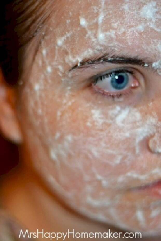 3. Антивозрастная маска Аспирин, применение