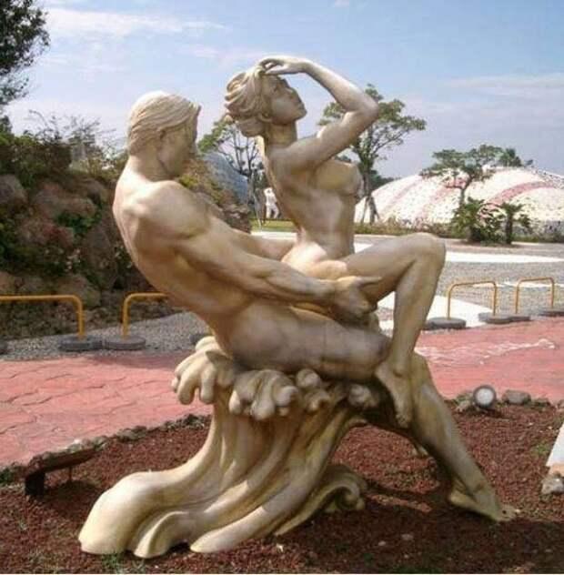14 сексуальных фантазий, воплощенных в скульптуре
