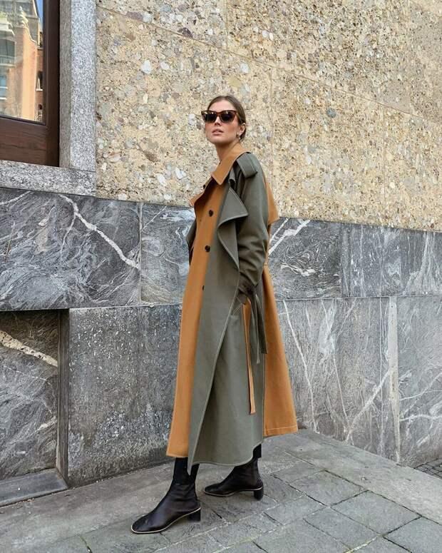 Два цвета в моде! Как носить новый, горячий тренд 2020-го